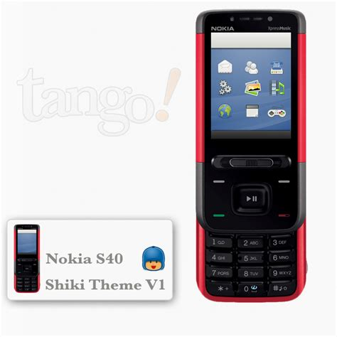 themes nokia s40 shikithem for nokia s40 by vicing on deviantart