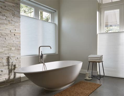 how to clean blinds in bathtub how to choose perfect bathroom blinds luxaflex blog