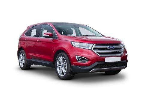 Ford Edge Lease by Ford Edge Zetec Personal Leasing Deals Compare Ford Edge