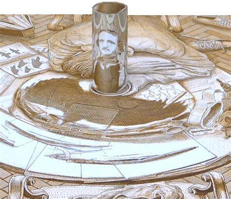 printable anamorphic art anamorphic portrait optical illusion