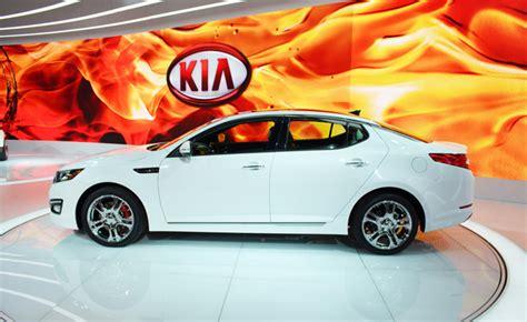 Kia Optima Prices 2013 2013 Kia Optima Sx Limited Pricing Starts At 36 050