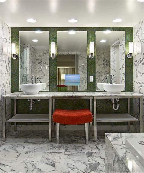 in mirror tv for bathroom loft bathroom mirror tv electric mirror 174