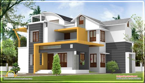 contemporary kerala house plans photos modern kerala house plans with photos 1015