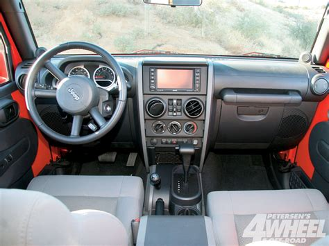 2009 Jeep Grand Interior by 2009 Jeep Wrangler Unlimited History Review Photos