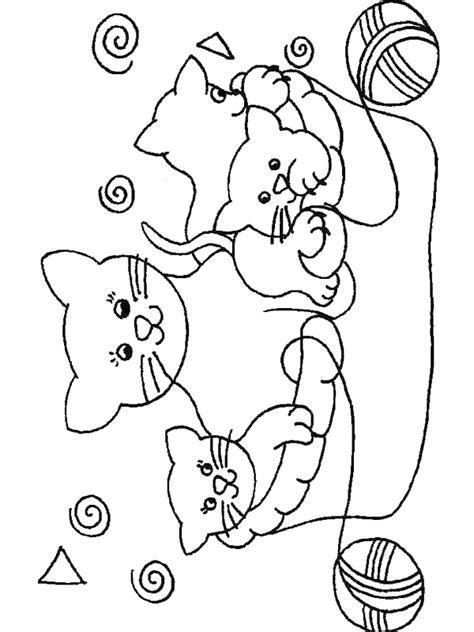 coloriage de chaton a imprimer az coloriage coloriage chaton trop mignon a imprimer