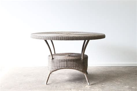 Outdoor Table Ls Hshire 1200 Mm Table Ls Naturally Rattan And Wicker Furniture