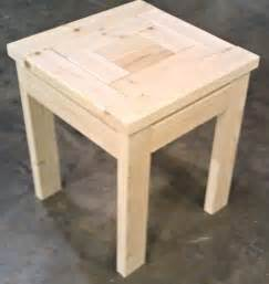 Woodworking Plans Mission End Table by More Like Home Day 22 Build A Craftsman Style End Table