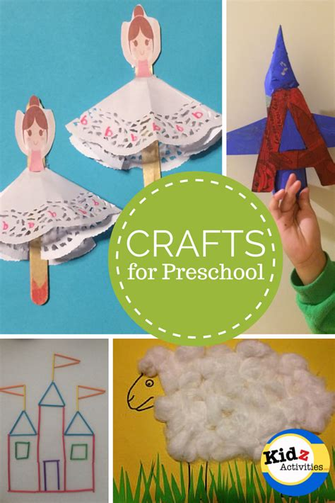 decorations for preschool to make crafts for preschool kidz activities