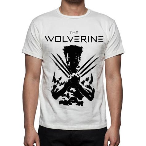 Tshirt The Wolverine graphic tees the wolverine t shirt wholesaler from