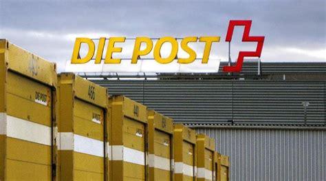 Post Schweiz Brief Verfolgen Wirtschaft Ch 171 Die Post 187 Erh 228 Lt Keinen Markenschutz Marken Patente Recht Logistik