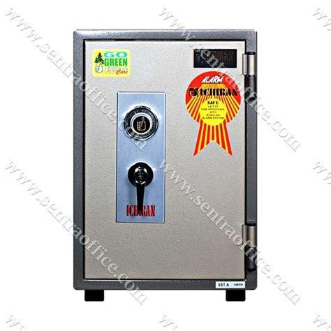Brankas Ichiban Hsc 40 Ta Non Alarm 1 jual resistant safe hsc 40ta murah sentra office