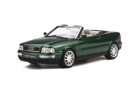Audi Cabrio 2 8 by Cactus Green Audi Cabriolet 2 8l By Otto Mobile 1 18