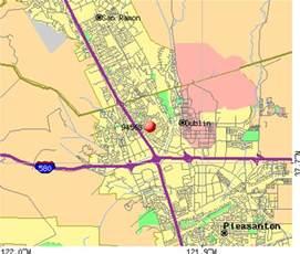map of dublin california 94568 zip code dublin california profile homes