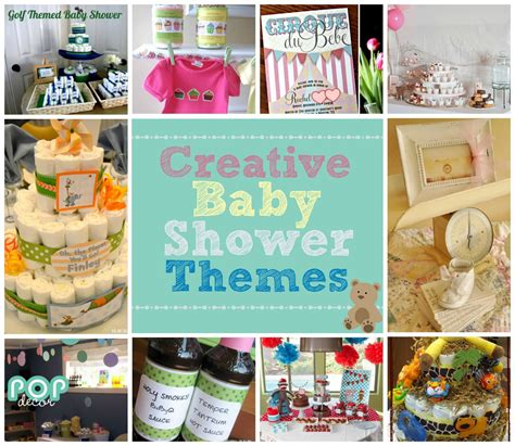 Cool Baby Shower Ideas And Themes by Unique Baby Shower Ideas Babywiseguides
