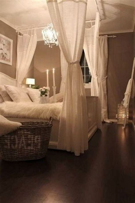 sexy curtains idee deco bedroom canopy bed apartment pinterest