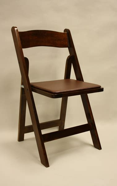 fruitwood folding chair rental signature rentals fruitwood brown seat wood