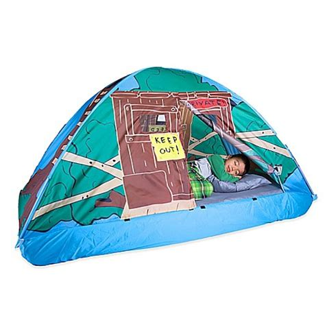 twin bed tent canopy pacific play tents tree house twin bed tent bed bath beyond