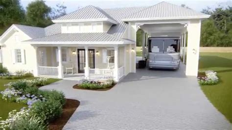 tour an rv port home at reunion pointe