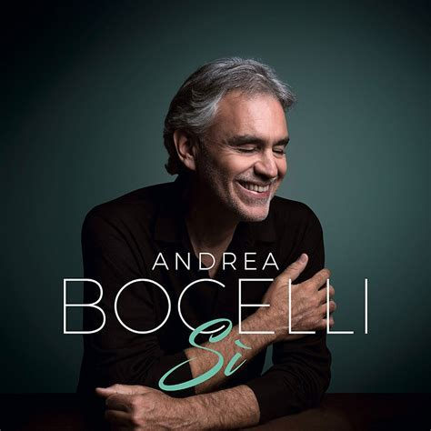 Andrea Bocelli: Si Deluxe CD   Shop.PBS.org