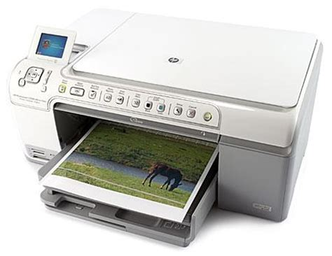 Printer Hp All In One hp photosmart c5280 all in one printer review rating pcmag