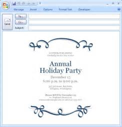 Email Invitation Template by Invitation Template To Email Http Webdesign14