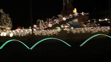carthage mo christmas lights christmas lights from carthage missouri youtube