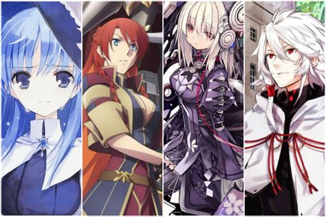 Mouse Pad Anime Rokudenashi Majutsu Koushi To Akashic Records 7 series de anime recomendadas de esta temporada