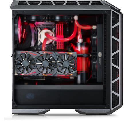 gabinete h500m mastercase h500p cooler master