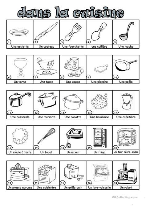 verbe de cuisine dans la cuisine fiche d exercices fiches p 233 dagogiques