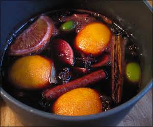 a glug of oil mulled wine how to make the best recipe ever