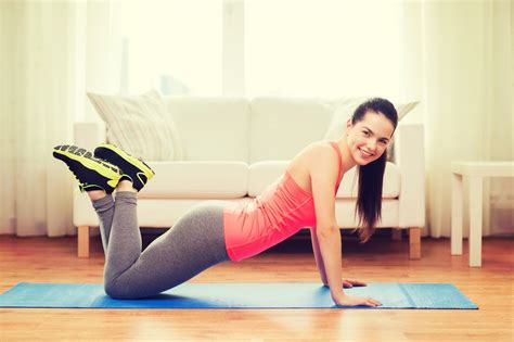 10 minute workout you can do at home 5 exercises