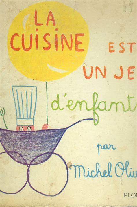 la cuisine est un jeu d enfant אין מױל ארײן cookbook challenge la cuisine est un jeu d