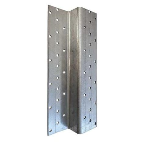 z post 1 6 in x 4 75 in x 7 5 ft galvanized steel z