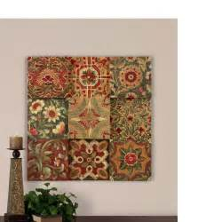 Country Wall Decor by Wall Blocks Country Tuscan Wall Decor