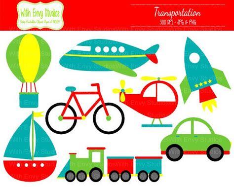 boat plane clipart transportation clipart travel clipart vehicle clip art