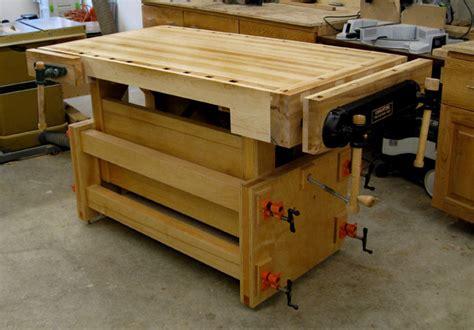 bench com diy workbench plans archives jack bench by charlie kocourek