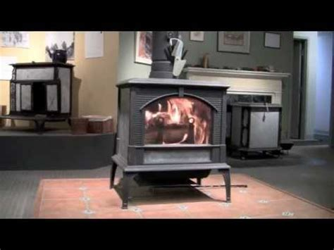 Soapstone Stove - lighting a woodstock soapstone keystone woodstove