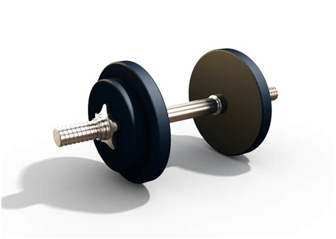 Dumbell Stamina fitness weight lifting ii