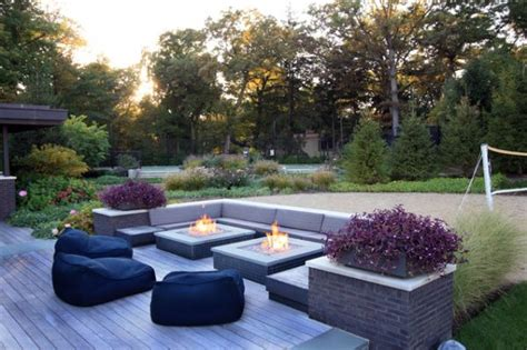 Outdoor Banquette by 15 Outdoor Furniture Inspiration