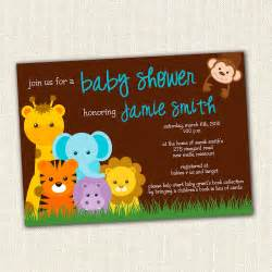 safari themed baby shower invitation templates safari theme baby shower invitation safari theme baby