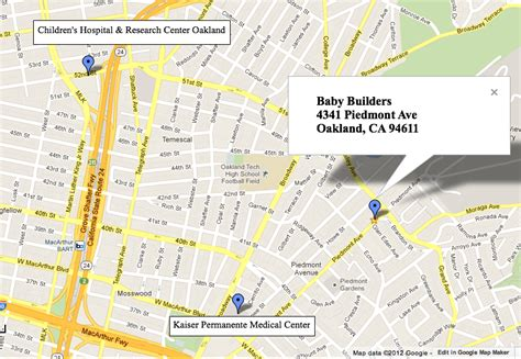 San Francisco Hospitals Map 28 Images Admitted Ucsf Cus Services