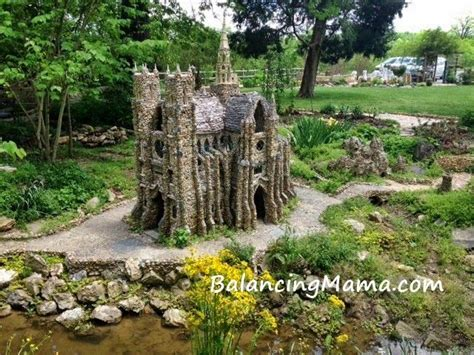 South Garden Castle Rock Whimsical Folk Quot Castle Quot Garden In Calhoun Ga It S Free Roadtrip Travel Family Travel