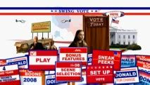 swing vote summary swing vote dvd review