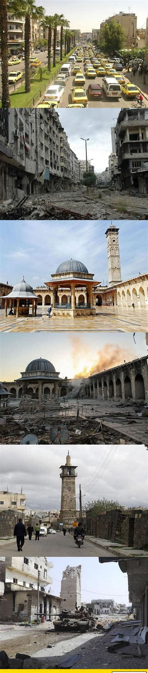syria before and after damascus syria before and after barnorama