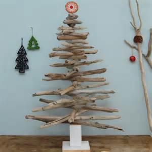 decor sapin noel original bois naturel 11 sapin de noel