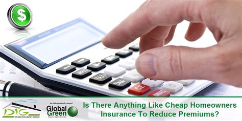 Is There Anything Like Cheap Homeowners Insurance To