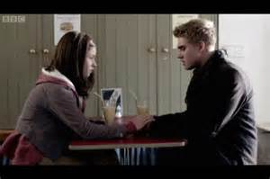 Wolfblood cbbc maddy and rhydian