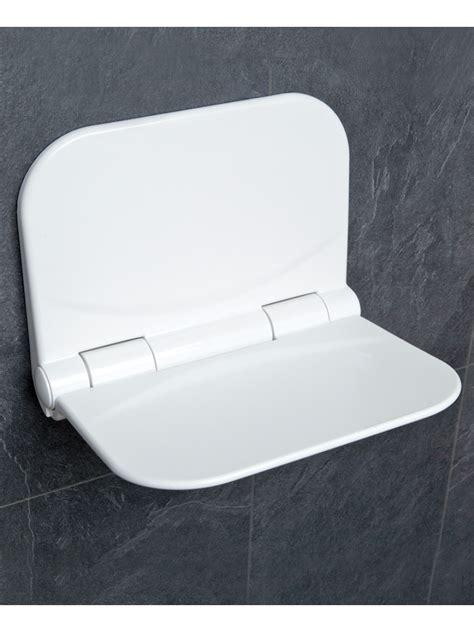 wall mounted shower seat wall mounted folding shower seat 375x280mm