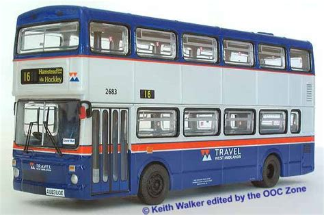 travel west midlands model fleet focus showbus