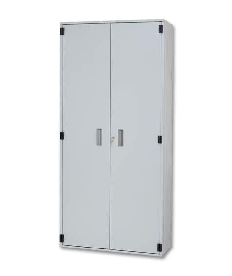 locking hinged door binder storage cabinet charts